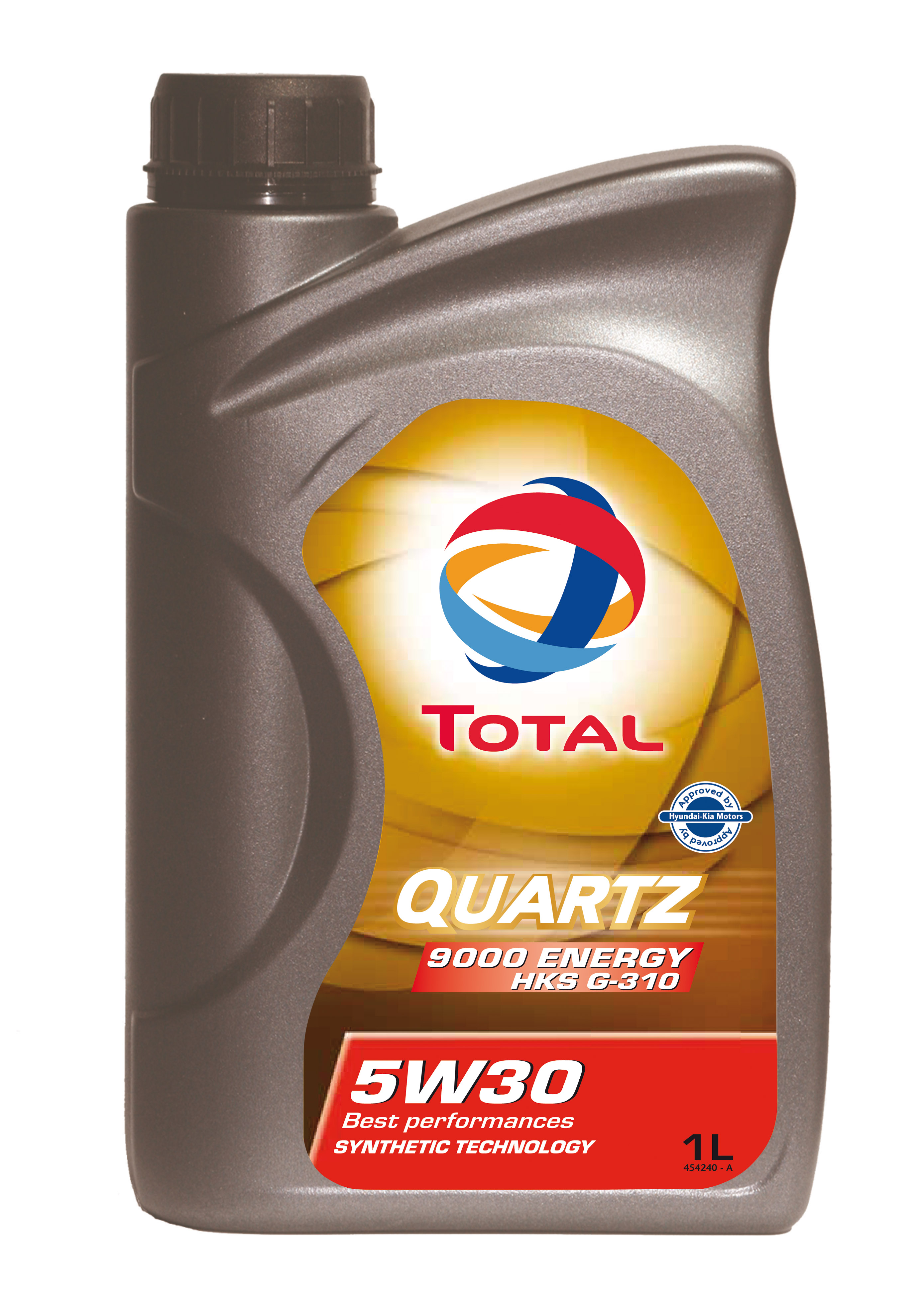 Масло Total Quartz 9000 ENERGY HKS 5w-30 1л