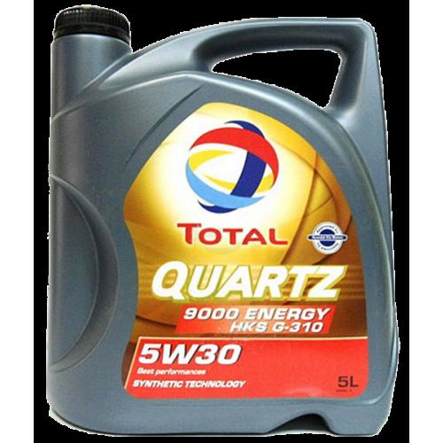 Масло Total Quartz 9000 ENERGY HKS 5w-30 5л в Кирове
