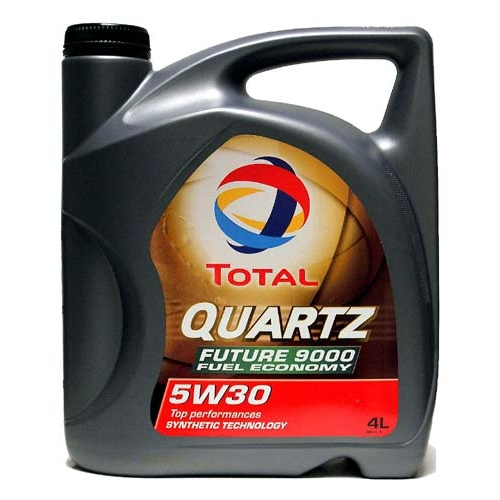 Масло Total Quartz 9000 FUTURE NFC 5W30 4л