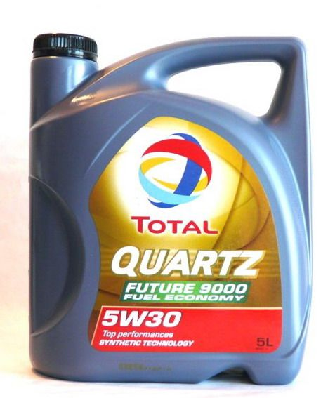 Масло Total Quartz 9000 FUTURE NFC 5W30 5л в Кирове