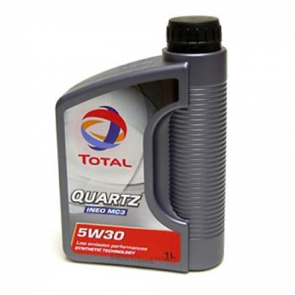Масло Total Quartz INEO MC3 5W30 1л