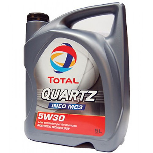 Масло Total Quartz INEO MC3 5W30 5л в Кирове