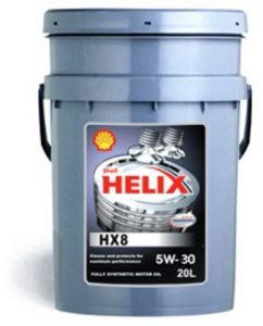 Helix HX8 5w30 Synthetic (SN/CF, A3/B3/B4) синт. 20л в Кирове