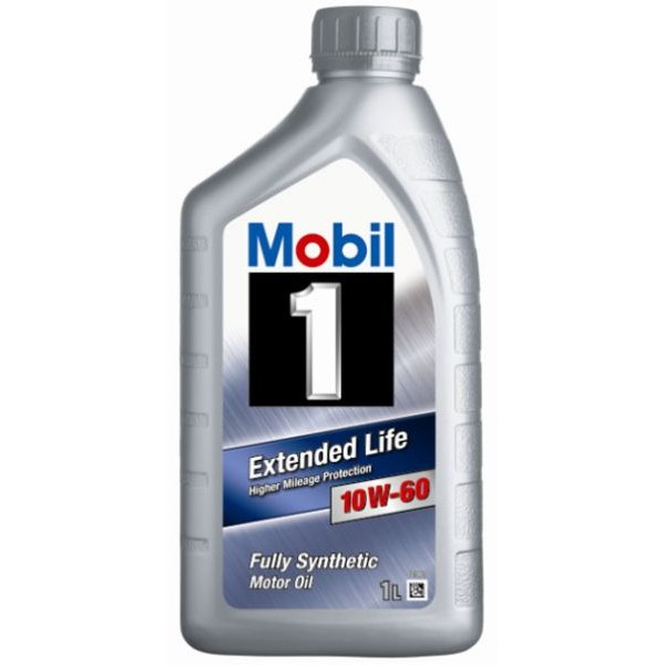 Масло Mobil 1 EXTENDED LIFE 10w60 синт. 1л