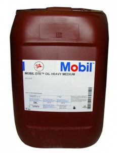 Масло д/турбин Mobil DTE Oil Heavy Medium (20л) в Кирове