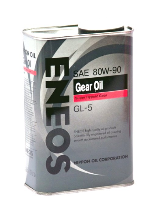 Масло ENEOS трансм. GEAR OIL 80w90 GL-5 0,94л